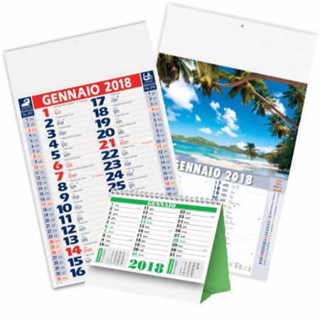 Immagine per la categoria Calendari