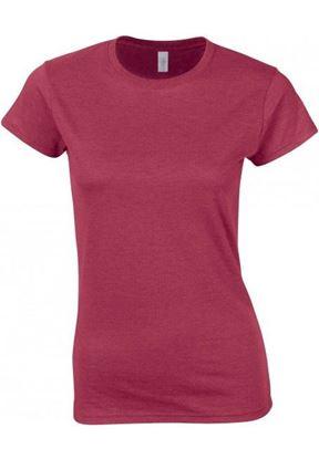 Immagine di T-shirt Donna Gildan Soft Style