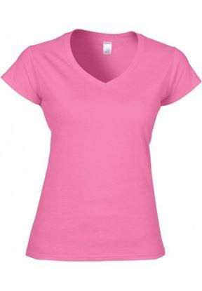 Immagine di T-shirt Donna Gildan Soft Style V