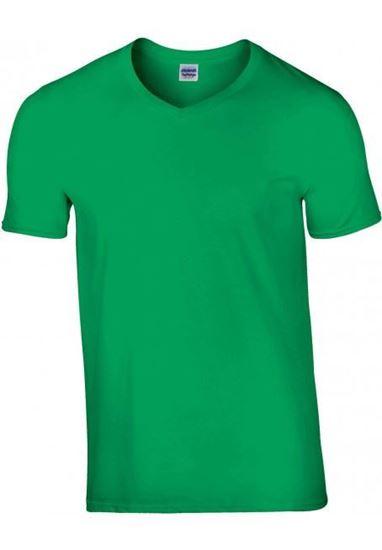 Immagine di T-shirt Uomo Gildan Soft Style V