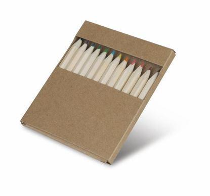 Immagine di Set 12 matite colorate