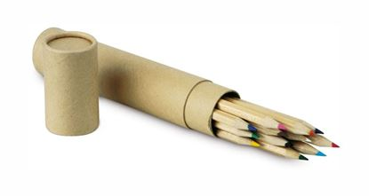 Immagine di Set matite colorate Tondo