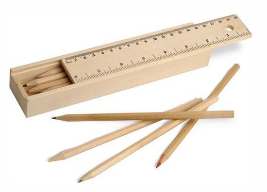 Immagine di Set matite Righello S26401