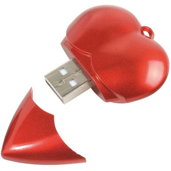 Immagine di Chiavetta USB Heart