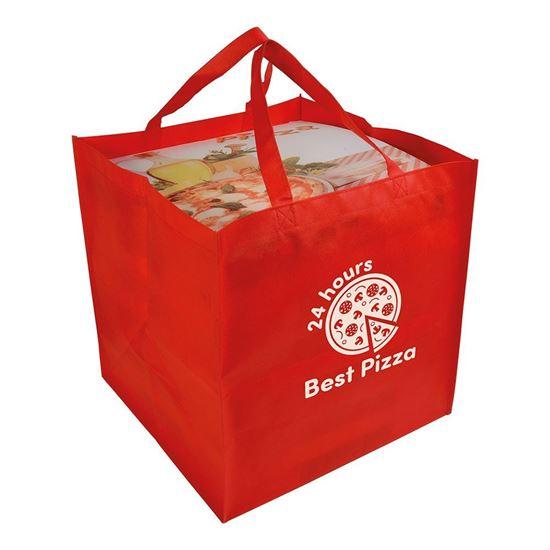 Immagine di Shopper porta pizza 18105