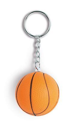 Immagine di Palla da Basket Portachiavi
