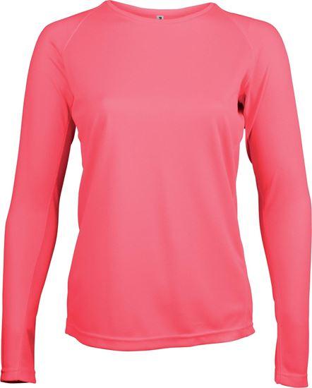 Immagine di T-shirt PROACT Donna manica lunga