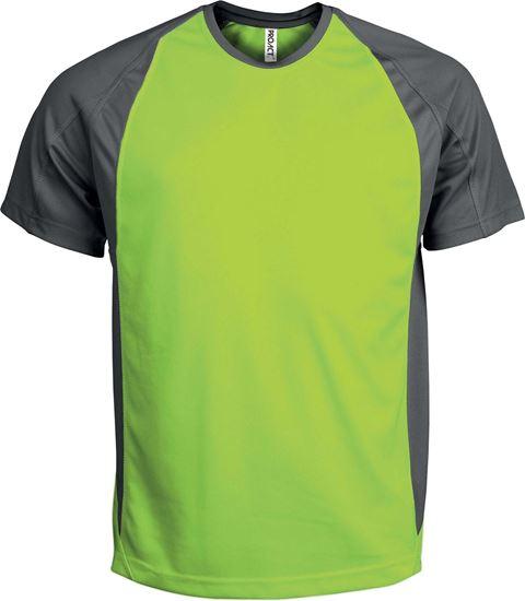 Immagine di T-shirt PROACT Unisex bicolore