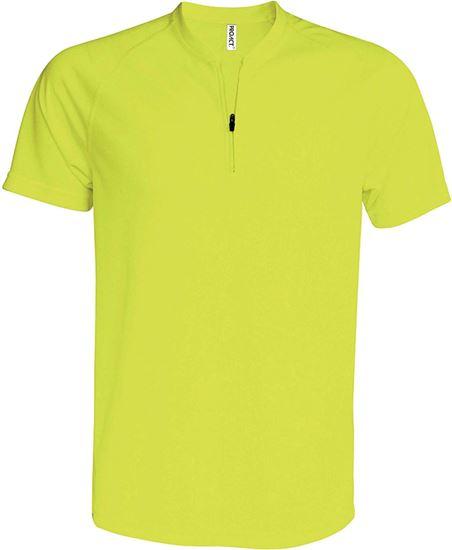 Immagine di T-shirt PROACT Uomo con zip