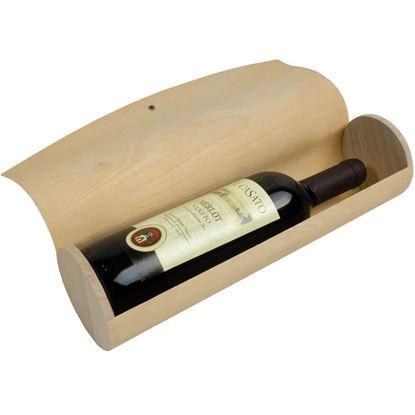 Immagine di Porta Bottiglie in legno