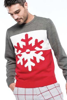 Immagine di Pullover Fiocco di Neve