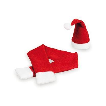 Immagine di Decorazioni natalizie per bottiglie