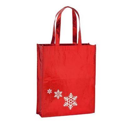Immagine di Shopper Natale TNT Laminato