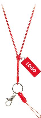 Immagine di Porta badge  Cerniera Lampo