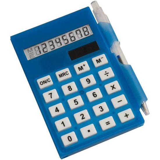 Immagine di Calcolatrice con Block Notes