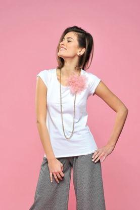 Immagine di T-shirt Donna Vesti Tonda