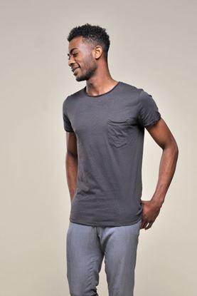 Immagine di T-shirt Uomo Vesti con Taschino