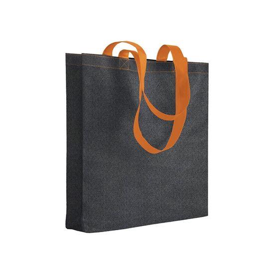 Immagine di Shopper in TNT effetto Jeans