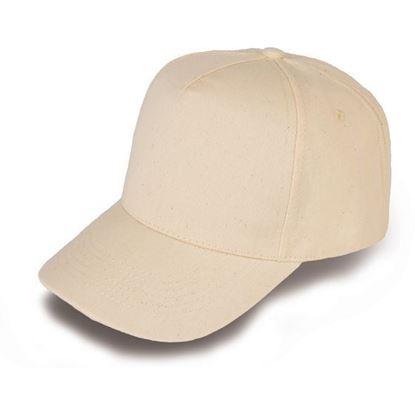 Immagine di Cappellino in Cotone organico K18110