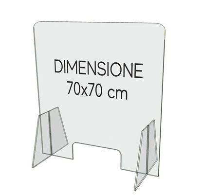 Immagine di Schermo di protezione parafiato 70x70