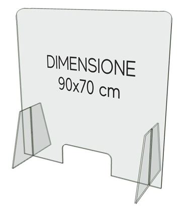 Immagine di Schermo di protezione parafiato 90x70