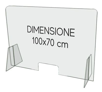 Immagine di Schermo di protezione parafiato 100x70