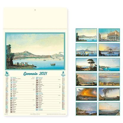 Immagine di Calendario Napoli antica PA018