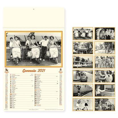 Immagine di Calendario come eravamo PA022