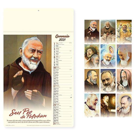 Immagine di Calendario San Pio PA024