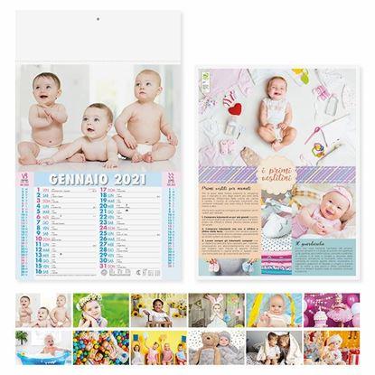 Immagine di Calendario Bambini PA095