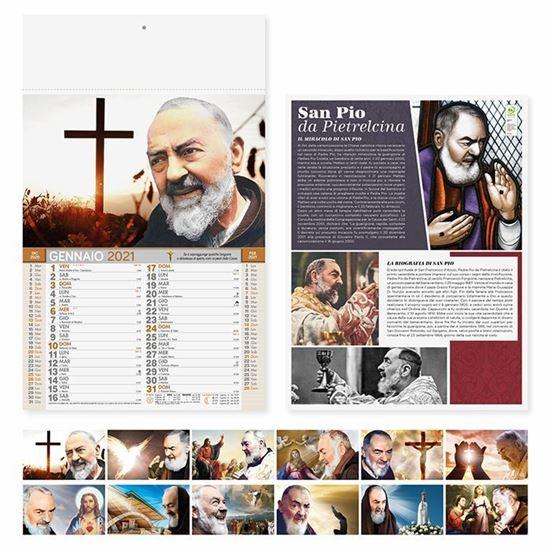 Immagine di Calendario San Pio PA100