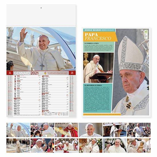 Immagine di Calendario Papa Francesco PA101