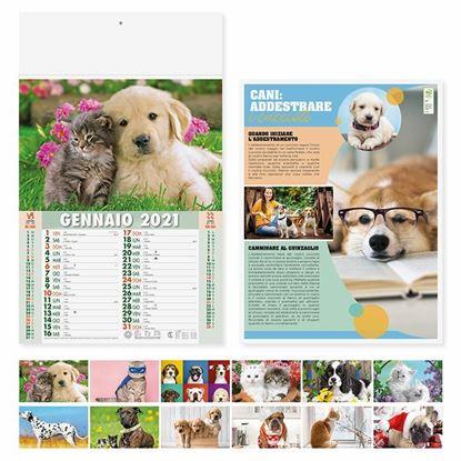 Immagine di Calendario Cani e Gatti PA108