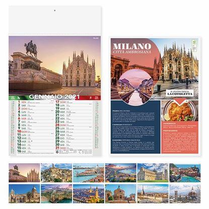 Immagine di Calendario Città d'Italia PA116
