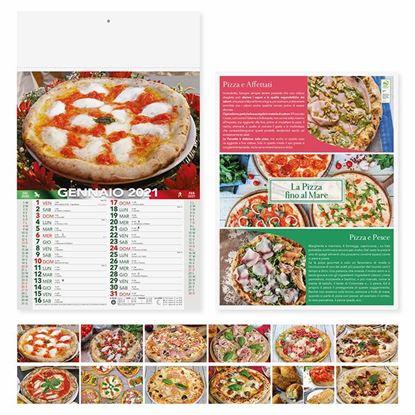 Immagine di Calendario Pizza PA136