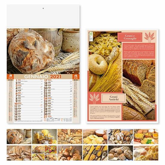 Immagine di Calendario Pane e Pasta PA138
