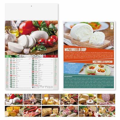 Immagine di Calendario Prodotti tipici PA140