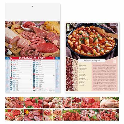 Immagine di Calendario Carni PA142