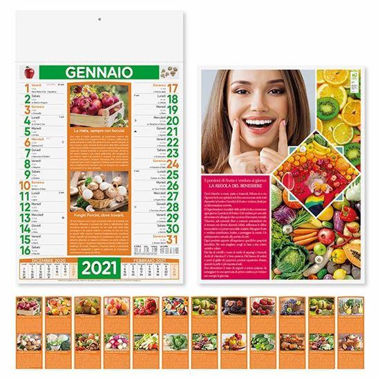 Immagine di Calendario Frutta e Verdura PA146