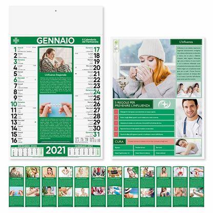 Immagine di Calendario Farmacia PA154