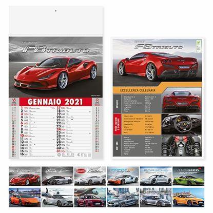 Immagine di Calendario Auto sportive PA162