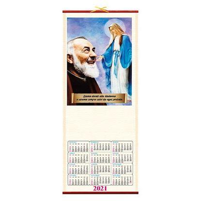 Immagine di Calendario Silhouette San Pio PA395