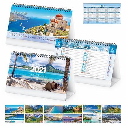Immagine di Calendario da tavolo Paesaggi PA402