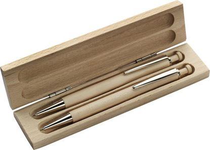 Immagine di Astuccio portapenne in legno 5741