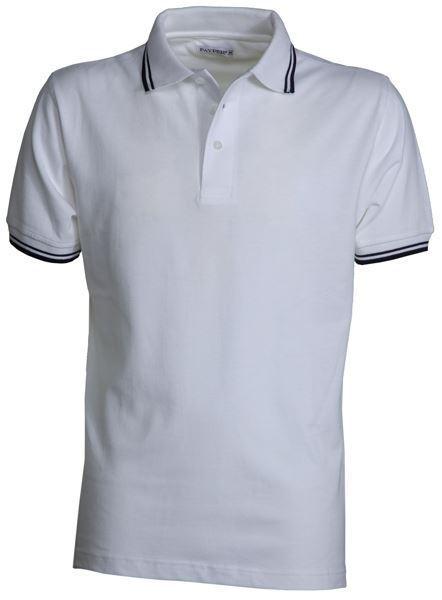 Bianco/Blu navy