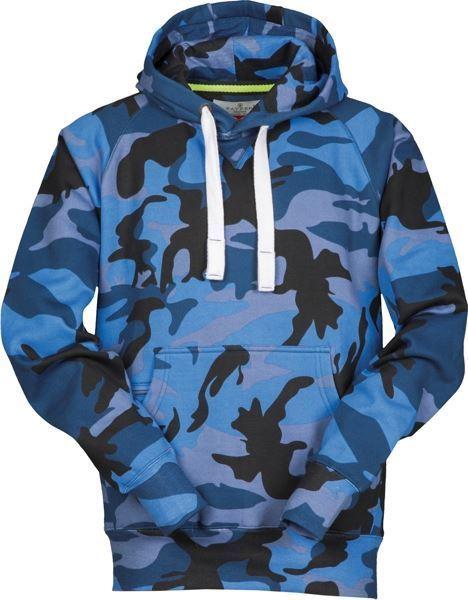 Camouflage Blu
